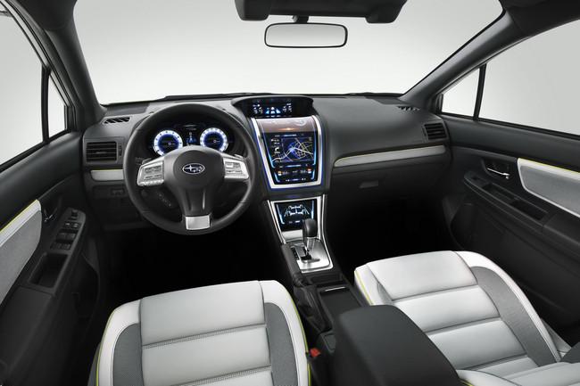 Концепт Subaru XV